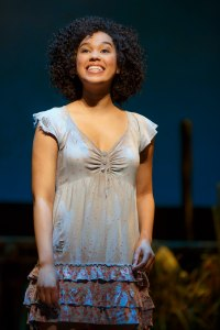Photo Six. Alexandra Ncube.  The Book of Mormon.  Credit Joan Marcus 2015